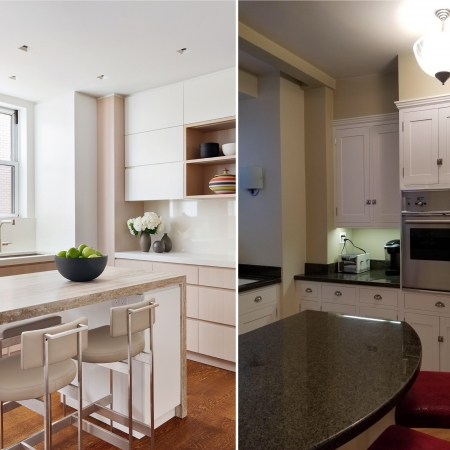 Manhattan Renovation - Before & After